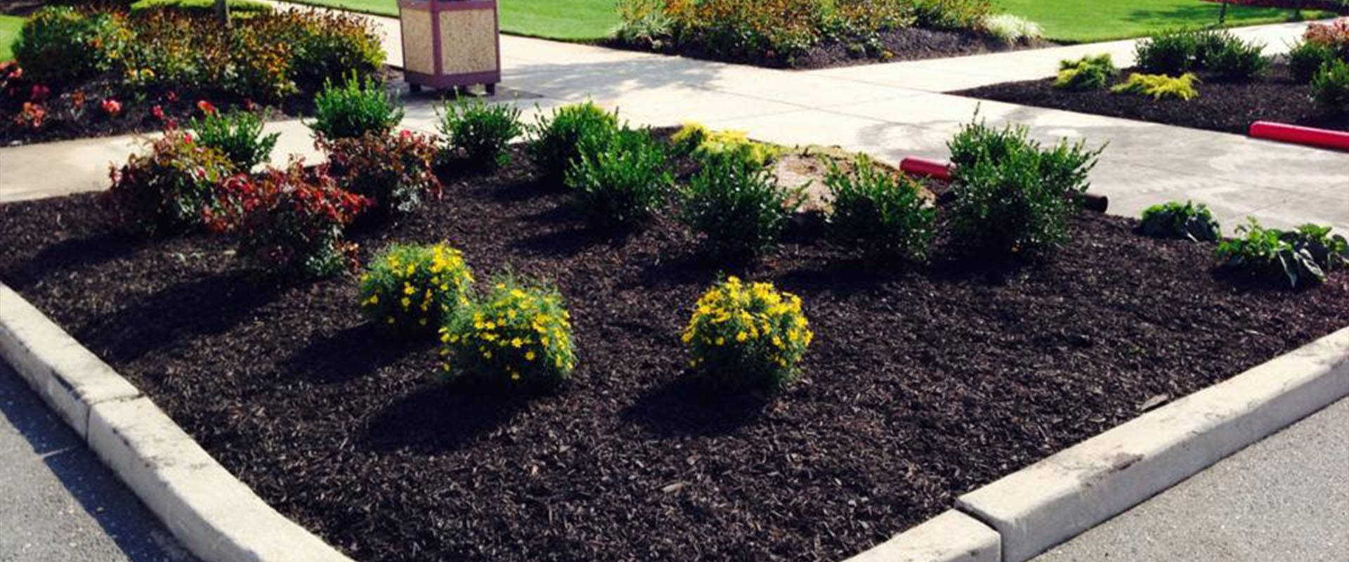 Commercial Mulching Services